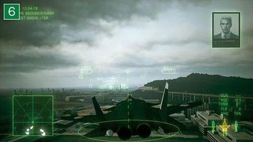 《皇牌空战7》游戏截图6