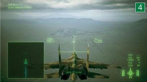 《皇牌空战7》游戏截图7