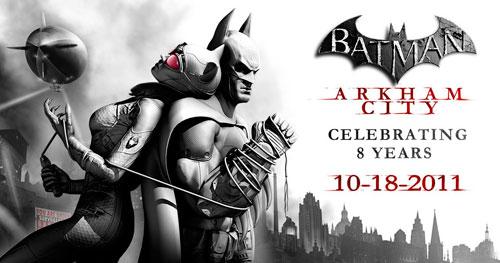 《蝙蝠侠:阿卡姆之城》游戏截图