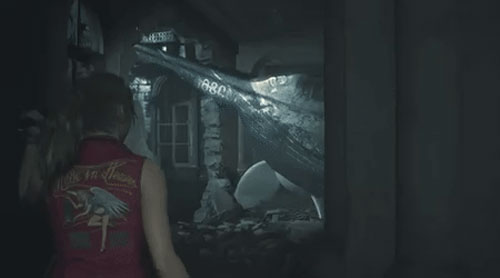 《生化危机2重制版》鹅霸MOD截图