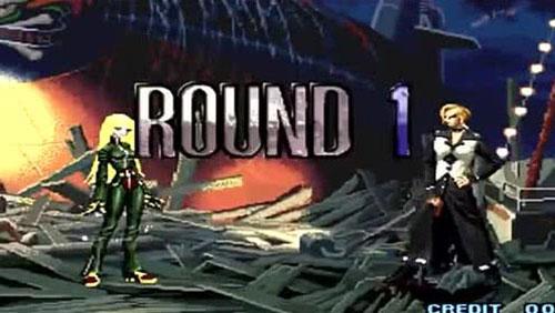 拳皇十周年纪念版游戏截图2