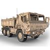 军用运输卡车