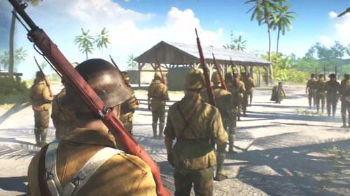 《战地5》视频截图4