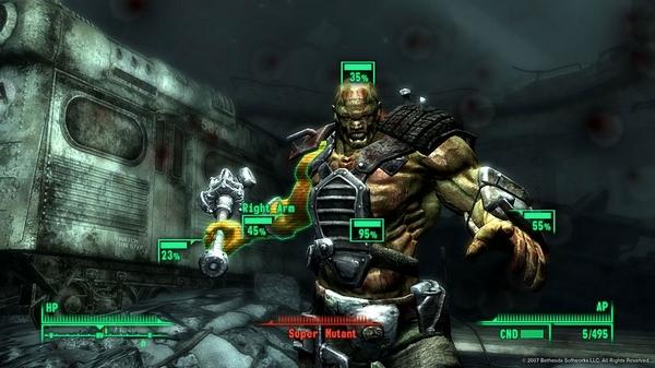 辐射3年度版游戏截图