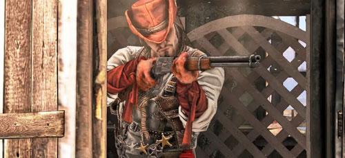 《狂野西部:枪手》游戏截图2