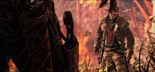 《狂野西部:枪手》游戏截图5