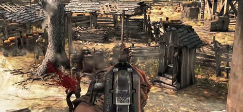 《狂野西部:枪手》游戏截图6