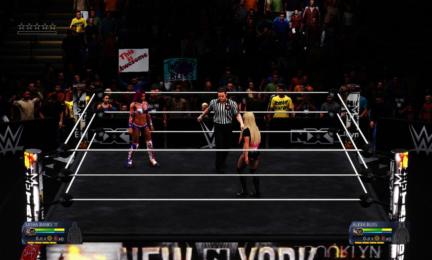 WWE 2K20�h化包截�D2