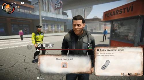 《流浪汉模拟器》游戏截图3
