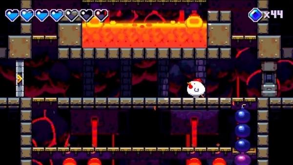炸弹鸡游戏截图