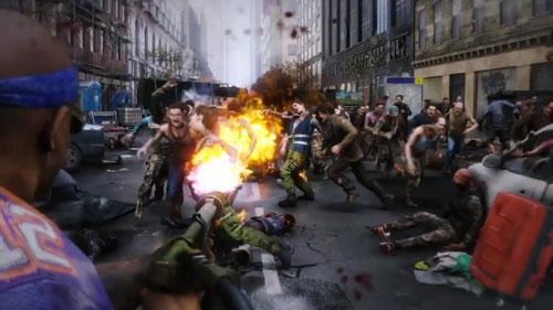《僵尸世界大战》游戏截图5