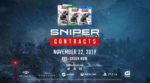《狙击手:幽灵战士契约》游戏截图5
