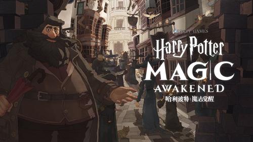 哈利波特:魔法�X醒截�D2
