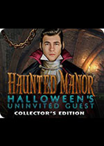 闹鬼庄园5:万圣节的不速之客(Haunted Manor: Halloween's Uninvited Guest)PC破解版