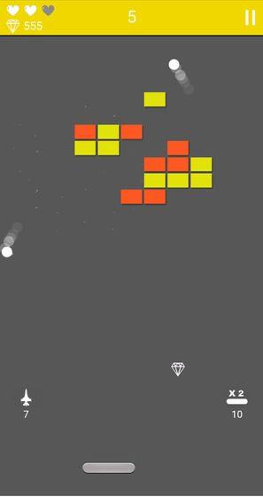 砖块粉碎游戏截图1