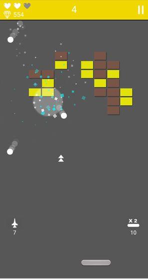 砖块粉碎游戏截图2