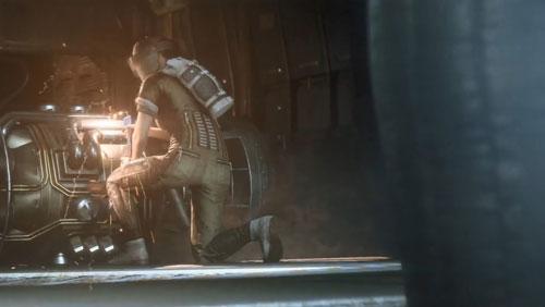 《异形:隔离》游戏截图6