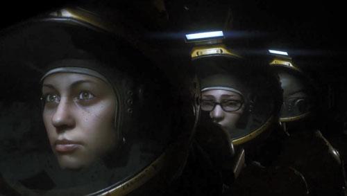 《异形:隔离》游戏截图4