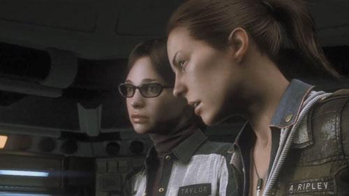 《异形:隔离》游戏截图9
