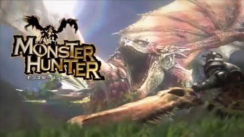 《怪物猎人世界》特别影像截图1