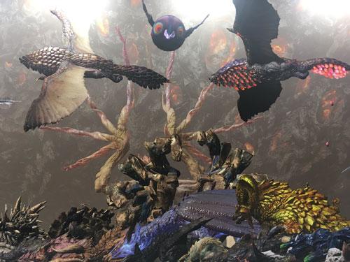 怪物猎人15周年展照片1