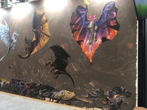 怪物猎人15周年展照片4