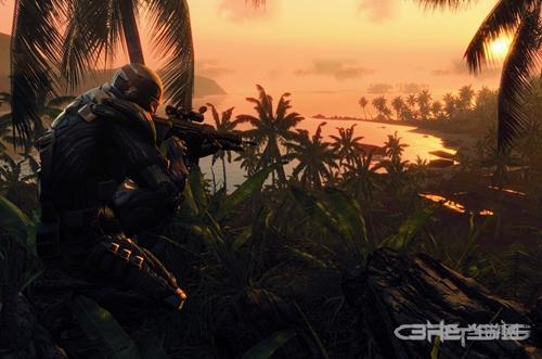 孤岛危机1游戏宣传图3