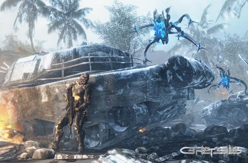 孤岛危机1游戏宣传图4
