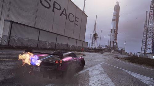 《极品飞车:热度》游戏截图4