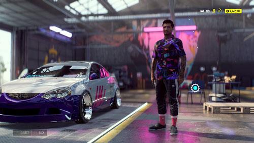 《极品飞车:热度》游戏截图2