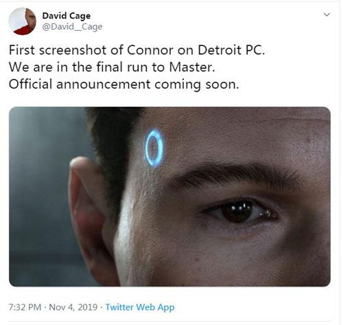 《底特律:变人》 游戏截图1
