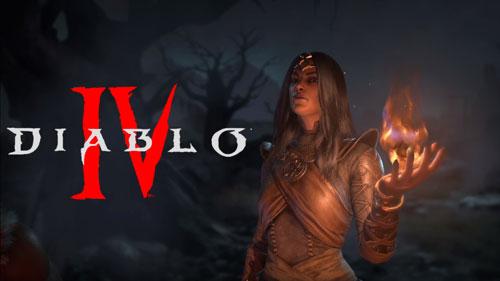 《暗黑破坏神4》游戏截图