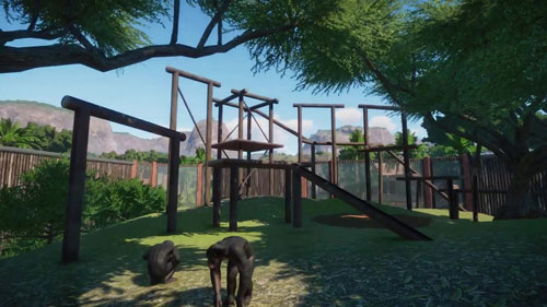 《动物园之星》游戏截图4