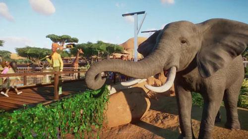 《动物园之星》游戏截图10