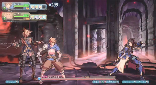 《碧蓝幻想Versus》游戏截图3