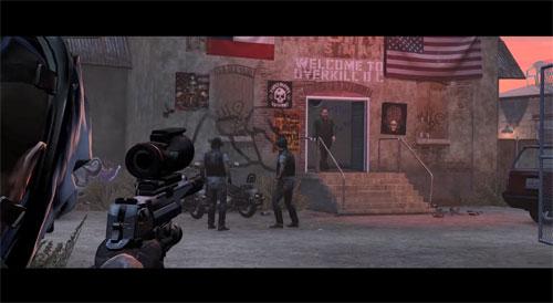 《收获日2》游戏截图2
