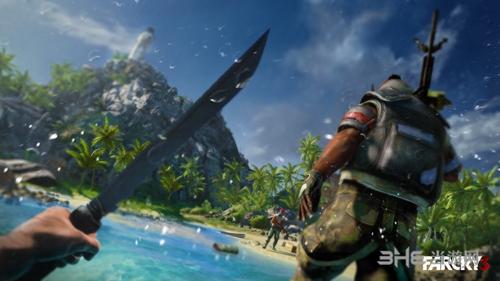 孤岛惊魂3宣传图3
