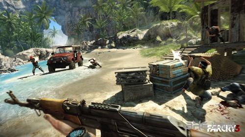孤岛惊魂3宣传图4
