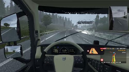 欧洲卡车模拟2游戏截图4
