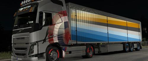 欧洲卡车模拟2游戏截图6