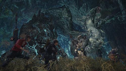 《怪物猎人世界:冰原》 游戏截图3
