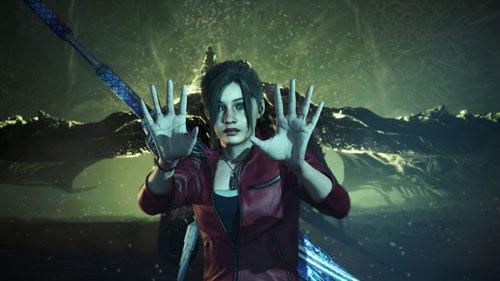《怪物猎人世界:冰原》 游戏截图4