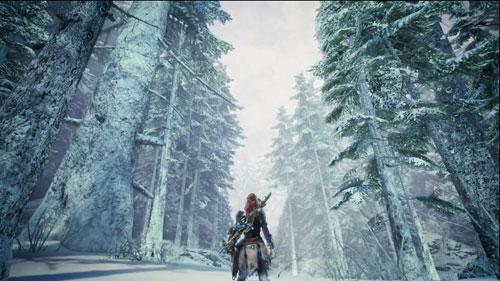 《怪物猎人世界:冰原》 游戏截图7