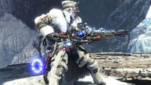 《怪物猎人世界:冰原》 游戏截图6