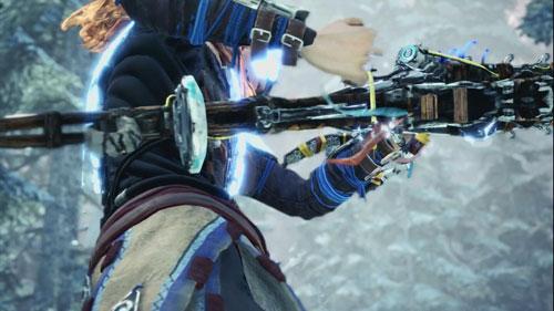 《怪物猎人世界:冰原》 游戏截图5