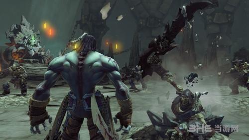 暗黑血统2游戏宣传图1