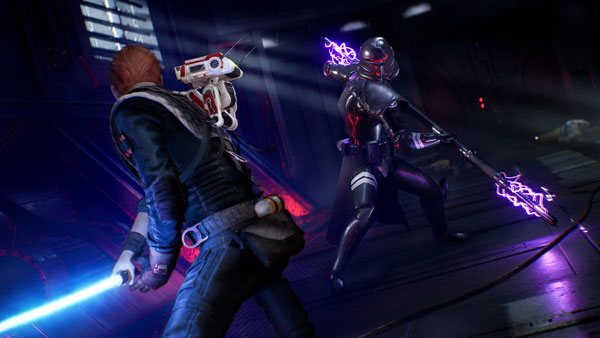 星球大战绝地:陨落的武士团截图0
