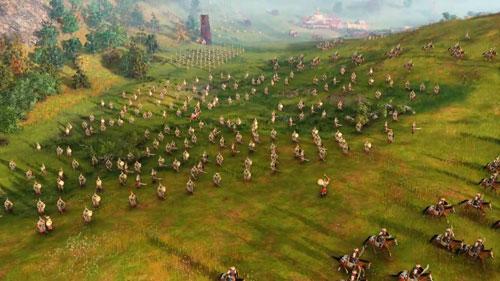 《帝国时代4》游戏截图2