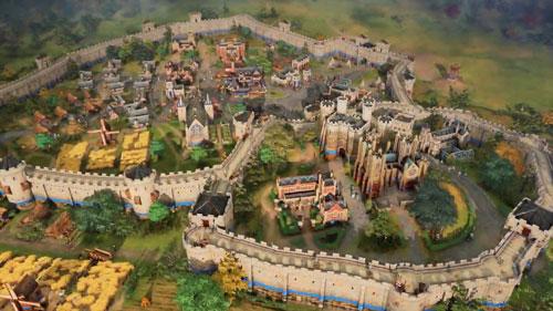 《帝国时代4》游戏截图3