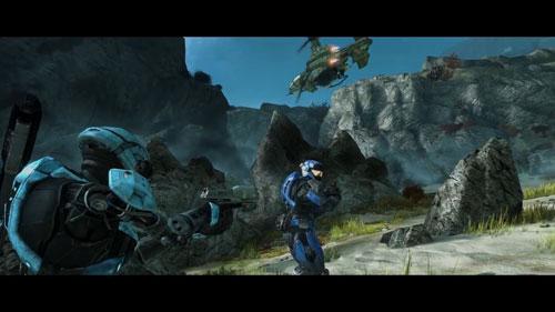 《光环:致远星》游戏截图3